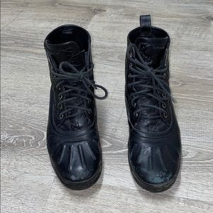 Authentic Gucci Men Boots size 7 1/2